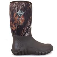 Muck Boots Fieldblazer Unisex Wellies - Camo Bark [12 / Brown]