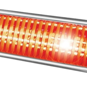 NRG Vesta 2000w Commercial Infrared Stainless Steel Electric Patio Heater