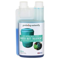 Natural Water Butt Treatment