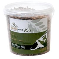 Natures Grub Koi Treat Mix 1kg Pond Food