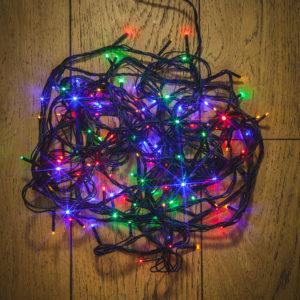 Noma 80 LED Multifunction Multi Colour Christmas Lights