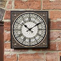 Outside Wall Clock - Little Ben