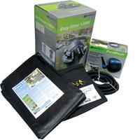 PondXpert EasyPond 12000 Pond Kit with Liner & Underlay