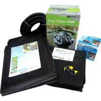 PondXpert EasyPond 2000 Pond Kit with Liner & Underlay