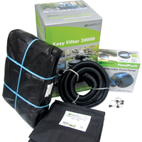 PondXpert EasyPond 20000 Pond Kit with Liner & Underlay