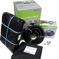 PondXpert EasyPond 30000 Pond Kit with Liner & Underlay