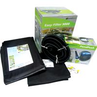 PondXpert EasyPond 9000 Pond Kit with Liner & Underlay