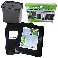 PondXpert EcoFilter 4000 Pond Kit with 5 x 4m Liner & Underlay