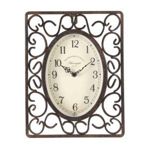 "Smart Garden Harrogate Wall Clock 12 x 9"""