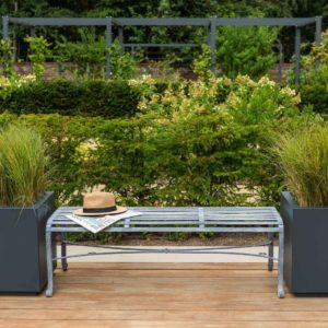 Southwold Garden Bench (backless) 3 Seater