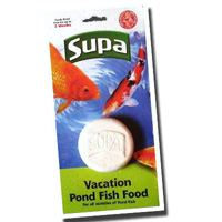 Supa Vacation Pond Fish Food Block