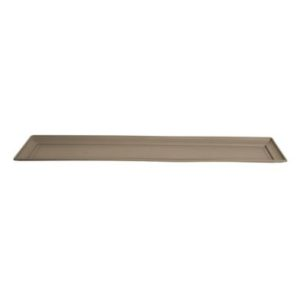 90cm Window Tray Taupe