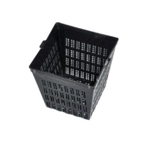 Anglo Aquatics Finofil 11cm Square Pot Pack Of 3