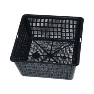 Anglo Aquatics Finofil 20cm Square Pot Pack Of 5