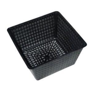 Anglo Aquatics Finofil 24cm Square Pot Pack Of 3