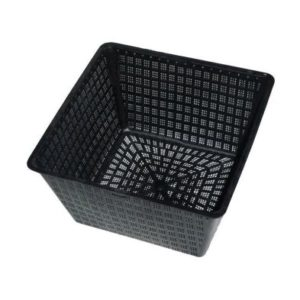 Anglo Aquatics Finofil 29cm Square Pot Pack Of 3