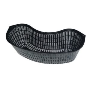 Anglo Aquatics Finofil 46 x 17cm Oval Contour Pot Pack Of 5
