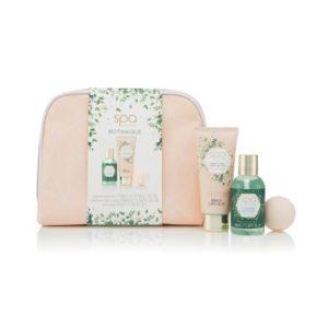 Botanique Spa Cosmetic Bag Gift Set