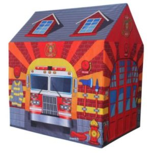 Fire Station Play Tent Firefighter Wendy House Playhouse Den