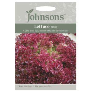 Johnsons Lettuce Feska Seeds