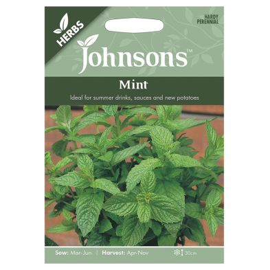 Johnsons Mint Seeds