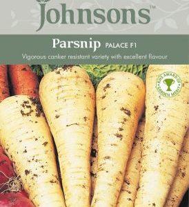 Johnsons Parsnip Palace F1 Seeds