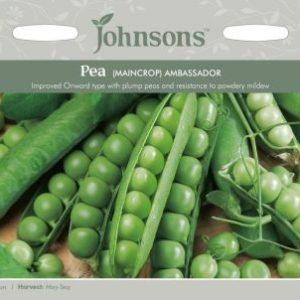 Johnsons Pea Ambassador Seeds