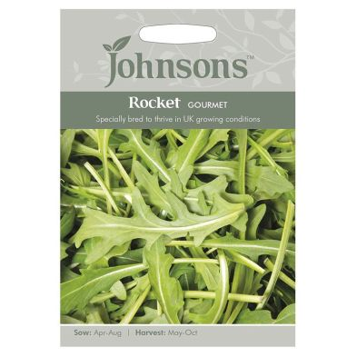 Johnsons Rocket Gourmet Seeds