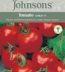 Johnsons Tomato Shirley F1 Seeds