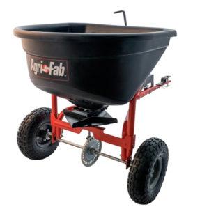 Agri-Fab 110lbs Towed Fertiliser Spreader (45-0527)