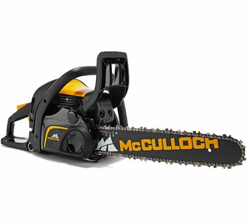 McCulloch CS50S Petrol Chainsaw