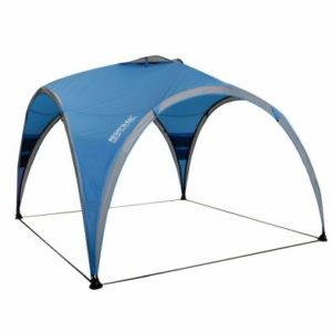 3M Family Camping Gazebo Steel Frame Blue