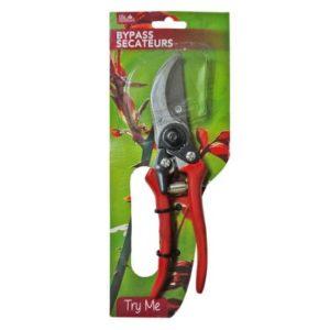 8 Inch Standard Bypass Pruning Secateurs