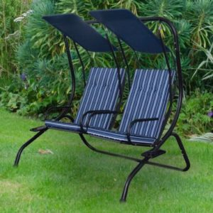 Blenheim Two Seater Swing Garden Chair
