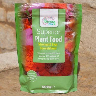 Blooming Fast Superior Soluble Fertiliser