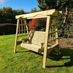 Croft Cottage 2 Seat Swing Seat