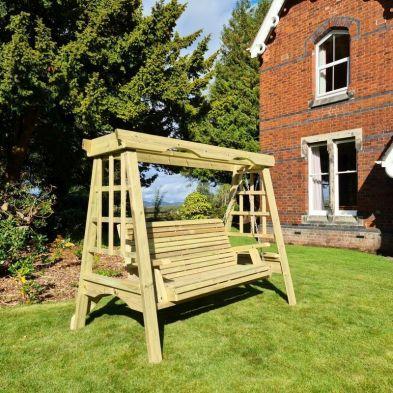 Croft Cottage 3 Seat Swing Seat