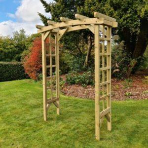 Croft Ivy 0.9M Garden Arch