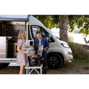 Campingaz Attitude 2Go CV Table Top Gas BBQ Compact Portable Gas Barbecue