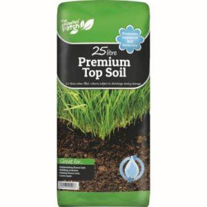 Growing Patch Premium Topsoil 25 Litre
