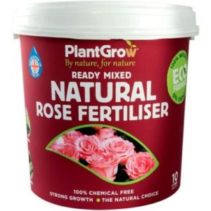 Natural Rose Fertiliser 10L