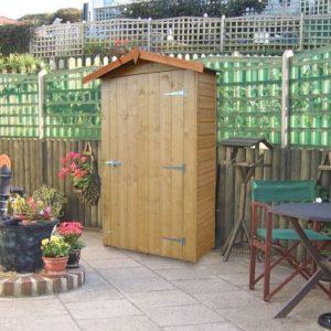 Shire Handy Shiplap Garden Storage Unit 3' x 2'