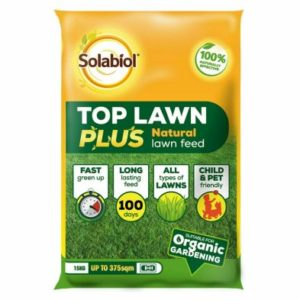 Top Lawn Plus Natural Lawn Feed 15kg