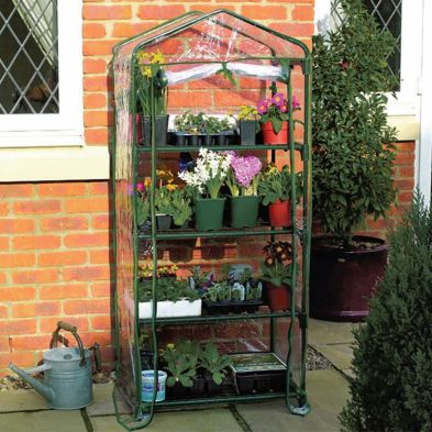 4 Tier Garden Greenhouse