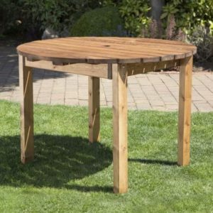 Charles Taylor 4 Seat Round Garden Table