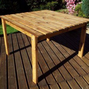 Charles Taylor 8 Seat Garden Rectangular Dining Table