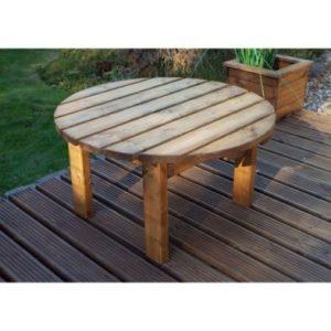 Charles Taylor Circular Coffee Garden Table