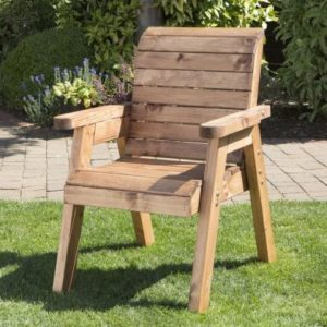 Charles Taylor Traditional Garden Chair