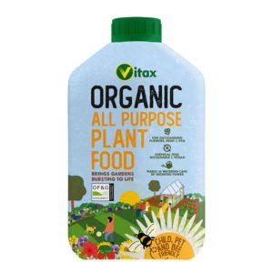 Organic All Purpose Plant Food