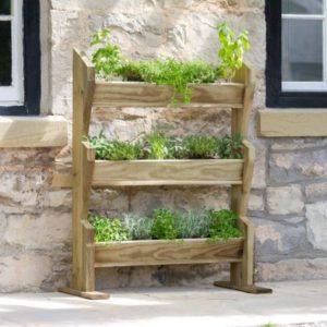 Verticle Herb Stand Garden Planter